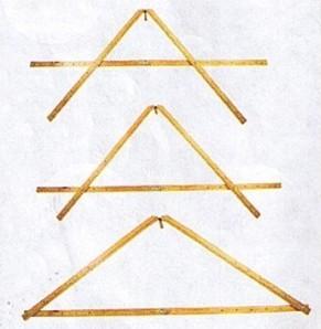 Bastidor Triangular