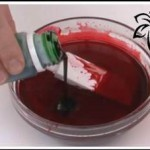 Sangre falsa para Halloween